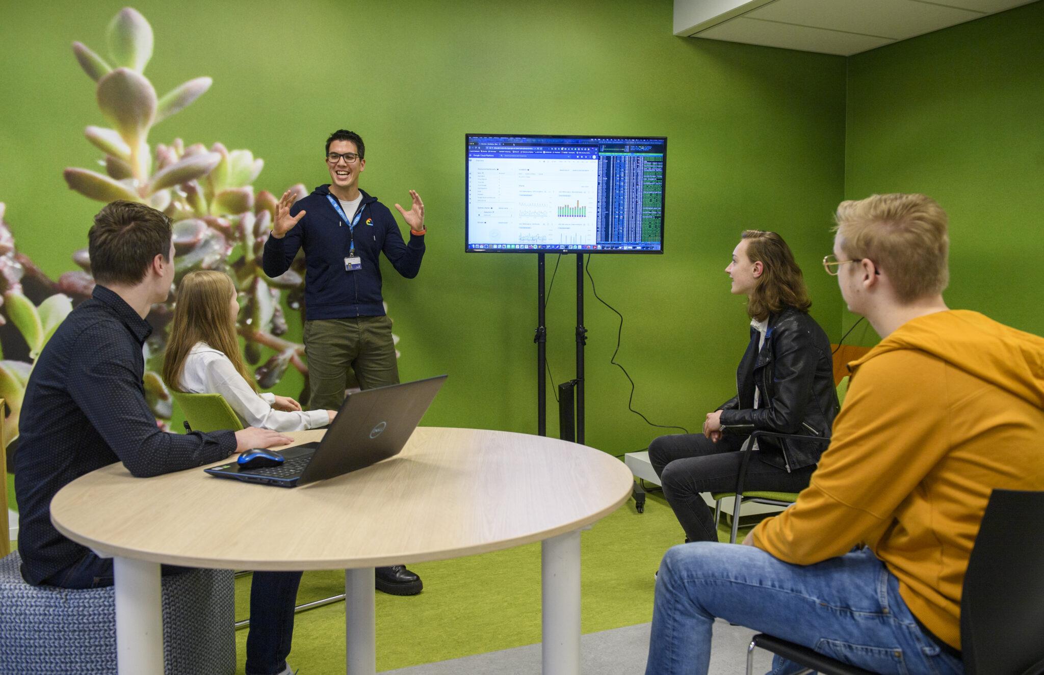 Didactief | Burgerschap in het mbo maak je samen, over de docentontwikkelteams in de werkplaats
