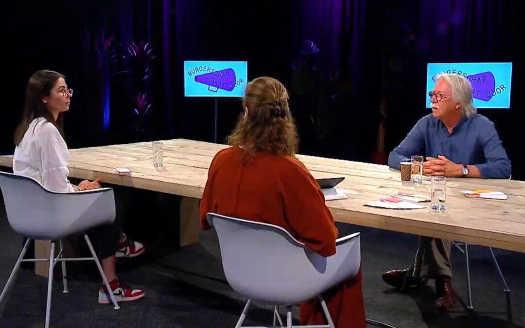 Talkshow over de werkplaats bij de MBO Raad op 24 september, online te zien